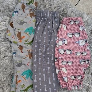 Handmade baby pants